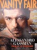 VANITY FAIR n. 15 [21 APRILE 2010] ALESSANDRO GASSMAN,JAMES CAMERON, ABBA [SR]