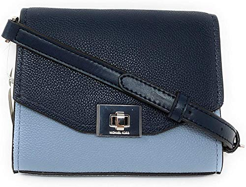 Navy blue michael Kors crossbody