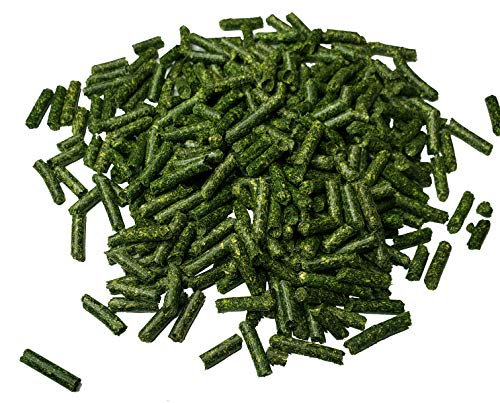 High Desert Alfalfa Hay Pellets for Guinea Pigs, Rabbits, and More Small Animal Pets