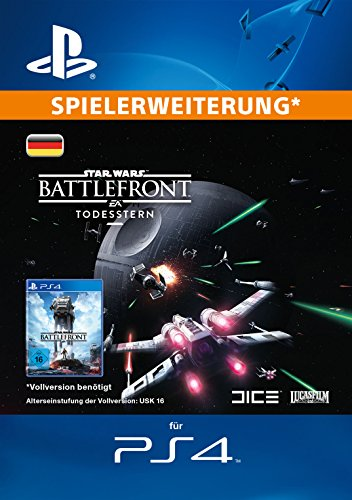 Star Wars Battlefront Todesstern - Standard  Edition [PSN Code - deutsches Konto]