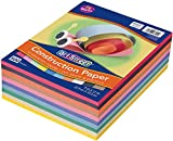 Art Street Lightweight Construction Paper, 10 Assorted Colors, 9' x...