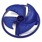 5304483089 Room Air Conditioner Condenser Fan Blade Genuine Original Equipment Manufacturer (OEM) Part