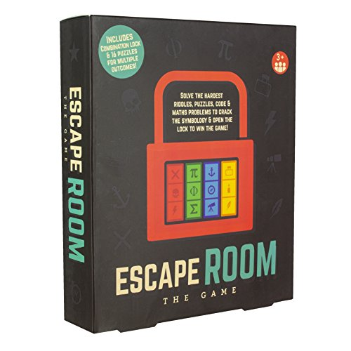 Paladone Escape Room Game