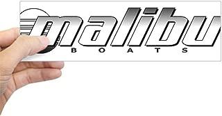 CafePress Malibu Boats Bumper Sticker 10