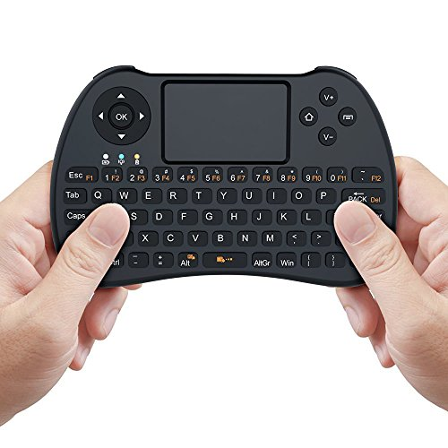 Ideapro H9 Wireless 2.4Ghz Mini Keyboard with Mouse Touchpad