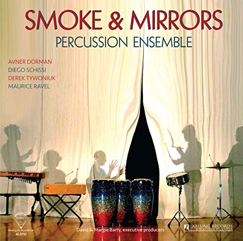 Smoke & Mirrors [Vinyl LP]