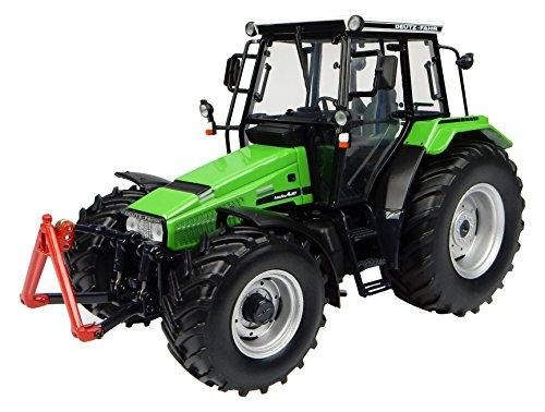 Universal Hobbies–UH4217 –Modelltraktor–Deutz-Fahr AgroXtra 4.57– Maßstab 1:32 –Grün