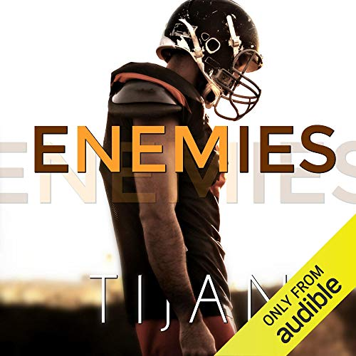 Enemies audiobook cover art