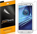 (6 Pack) Supershieldz for Motorola (Droid Turbo 2) Screen Protector, High Definition Clear Shield (PET)