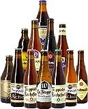 Assortiment ou Coffret de bières - Idée Cadeau - Bières du Monde - Pack de Bière - Noël - Cadeau de Noël (Assortiment 12 bières les meilleures trappistes)