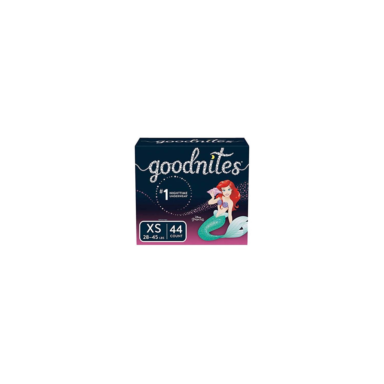Goodnites Bedwetting Underwear for Girls