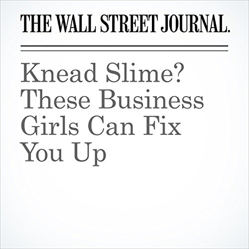 Knead Slime? These Business Girls Can Fix You Up copertina