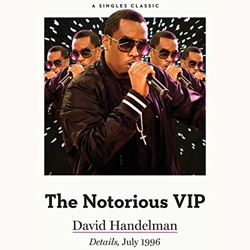 The Notorious VIP audiobook cover art