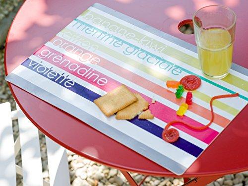 CALITEX PEP'S Colore, PVC, Multicolore, 44x28 cm