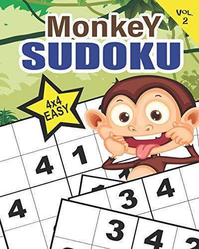 Puzzles Monkey Activities