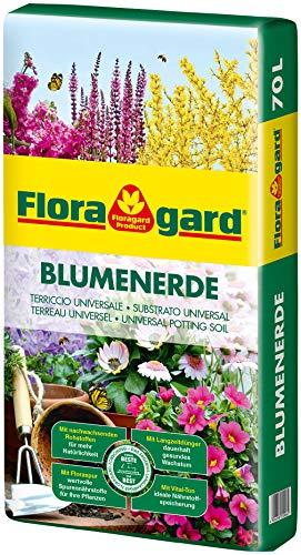 Floragard -   Blumenerde,