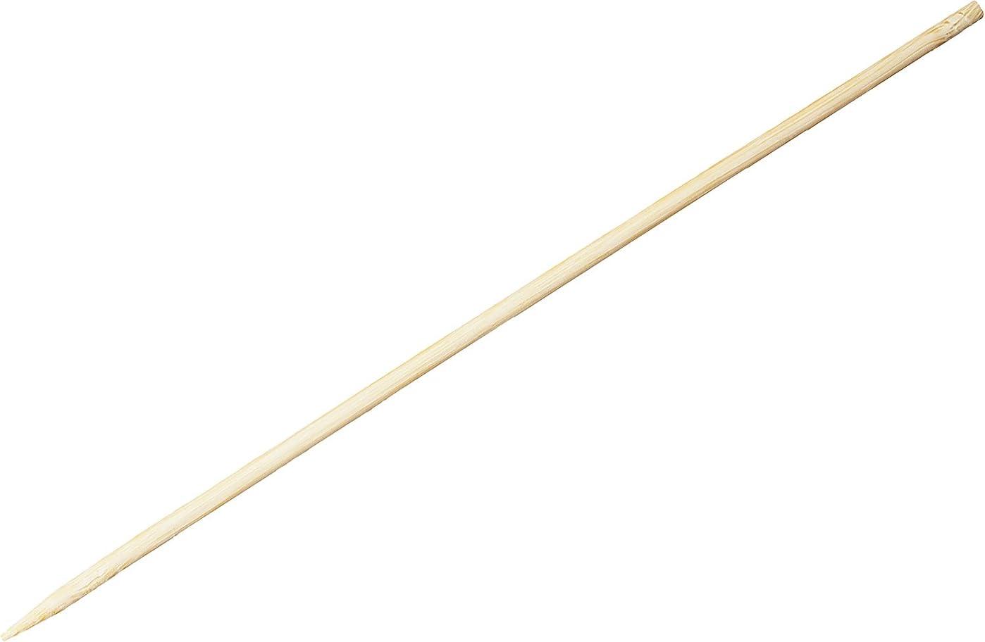興奮するあいまいループ竹のたより 竹 ドッグ棒 36cm 250本紐束 16190