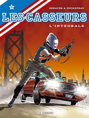 Intégrale Les Casseurs - tome 6 - Intégrale Les Casseurs 6