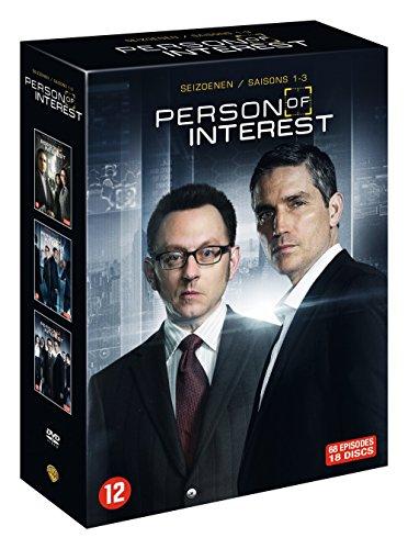 Person of Interest - l'Integrale Saison 1 + 2 + 3 - version longue (Coffret 18 DVD)