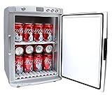 Minibar/mini-réfrigérateur de camping 25 litres 220 V + 12 V (véhicule) + minuterie nocturne pour un fonctionnement silencieux...