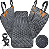 URPOWER 100% Waterproof Pet Seat Cover Car Seat Cover for Pets - Scratch Proof & Nonslip Backing &...