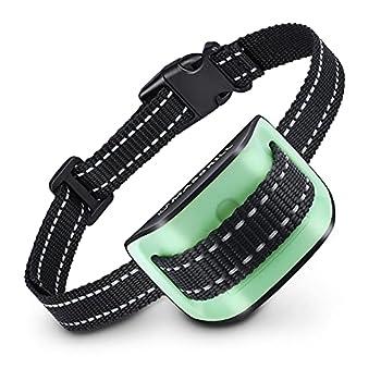 MASBRILL Dog Bark Collar ,No Bark No Shock Stop Barking Vibration Anti Bark Collar for Small Dogs