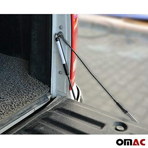 Gepäck Kofferraum Abdeckung Stoßdämpfer für Amarok 2010-2020