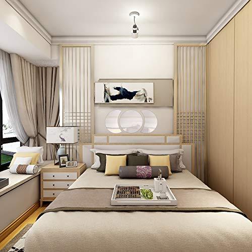 Espejos acrílicos con fase lunar, paquete de 3 pegatinas de espejo para pared, diseño de interiores, decoración de pared bohemia, sala de estar, dormitorio, fondo, decoración escandinava Silver