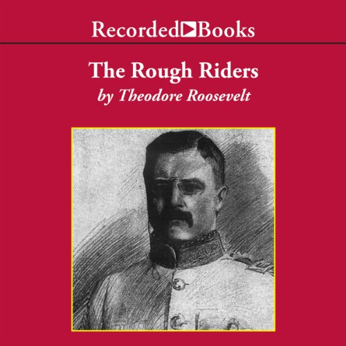 The Rough Riders audiobook cover art