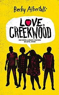 Love, Creekwood par Becky Albertalli
