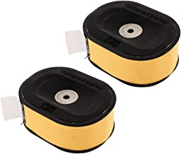 2x reserveluchtfilter past voor Stihl 044 046 066 MS440 MS441 MS460 MS660