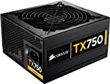 Corsair Enthusiast Series TX 750 Watt ATX/EPS  80 PLUS Bronze (TX750)