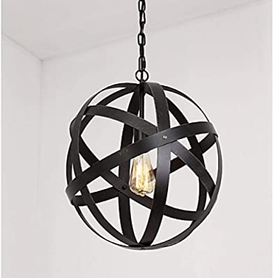 Amazon.com: Sea Gull Lighting 3110404 Sfera 4 luz Single ...