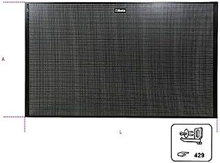 Beta 088880010 - Pv1-Panel Porta-Herramientas De Pared