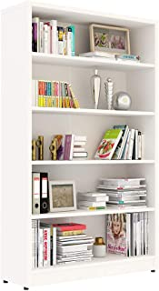 Best bookcase 5 shelf white Reviews