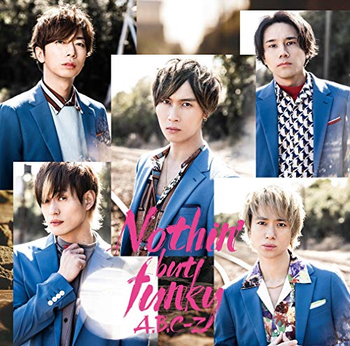 Nothin' but funky(初回限定盤B)(特典なし)