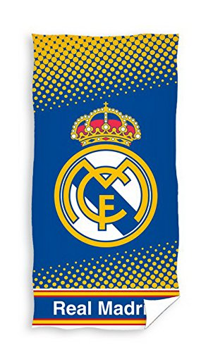 Real Madrid Duschtuch 150x75cm Strandtuch Handtuch Badetuch RM173025