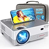Native 1080P WiFi Bluetooth Projector, DBPOWER 8000L...