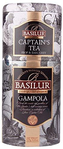Basilur Captain´s Tea / Gampola 2 in 1
