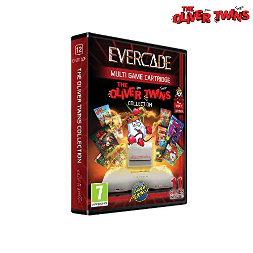 Cartucho Evercade Oliver Twins Collections 1