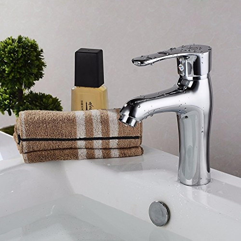 SHLONG Kupfer waschbecken wasserhahn warmes und kaltes wasser mischbecken wasserhahn einhand einlochmontage wasserhahn