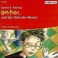 Harry Potter 1 und der Stein der Weisen. 9 CDs.