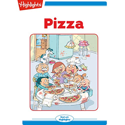 Pizza cover art