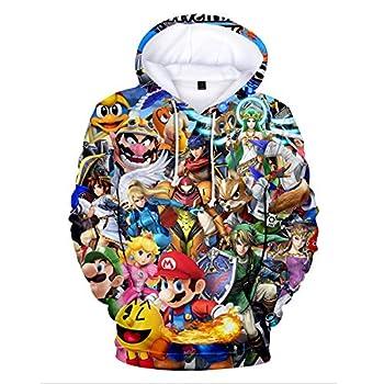 Best super smash bros hoodie Reviews
