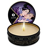 SHUNGA MINI CARESS BY CANDELIGHT VELA MASAJE FRUTAS EXOTICAS 30ML...