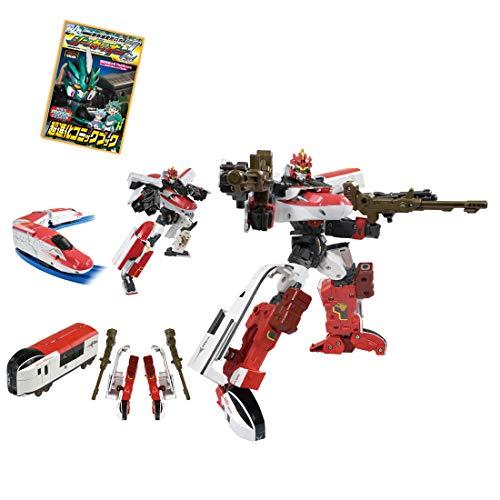 Plarail Bullet Train Transforming Robot Shinkalion Z Shinkalion Z E6 Neck Set