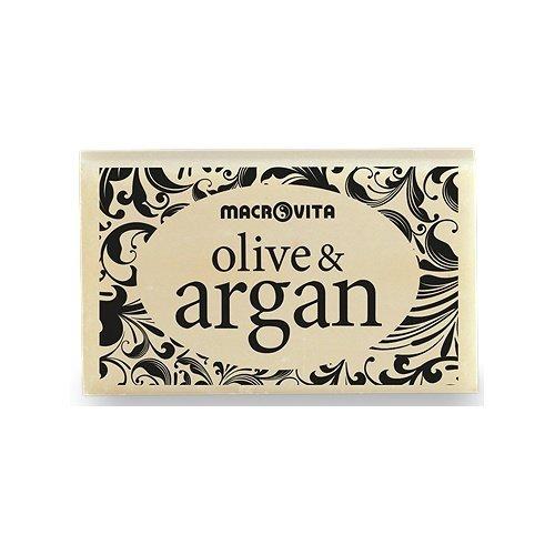 MACROVITA ARGAN & OLIVE SOAP PURE OLIVE OIL & ARGAN OIL 50 GR