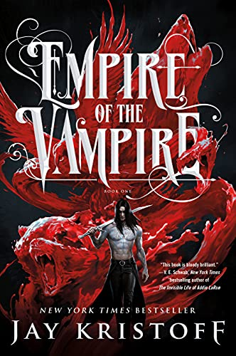 Empire of the Vampire (Empire of the Vampire, 1)
