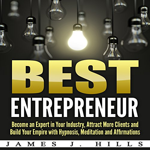 Best Entrepreneur audiobook cover art