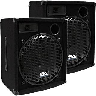 Best 600w dj speakers Reviews